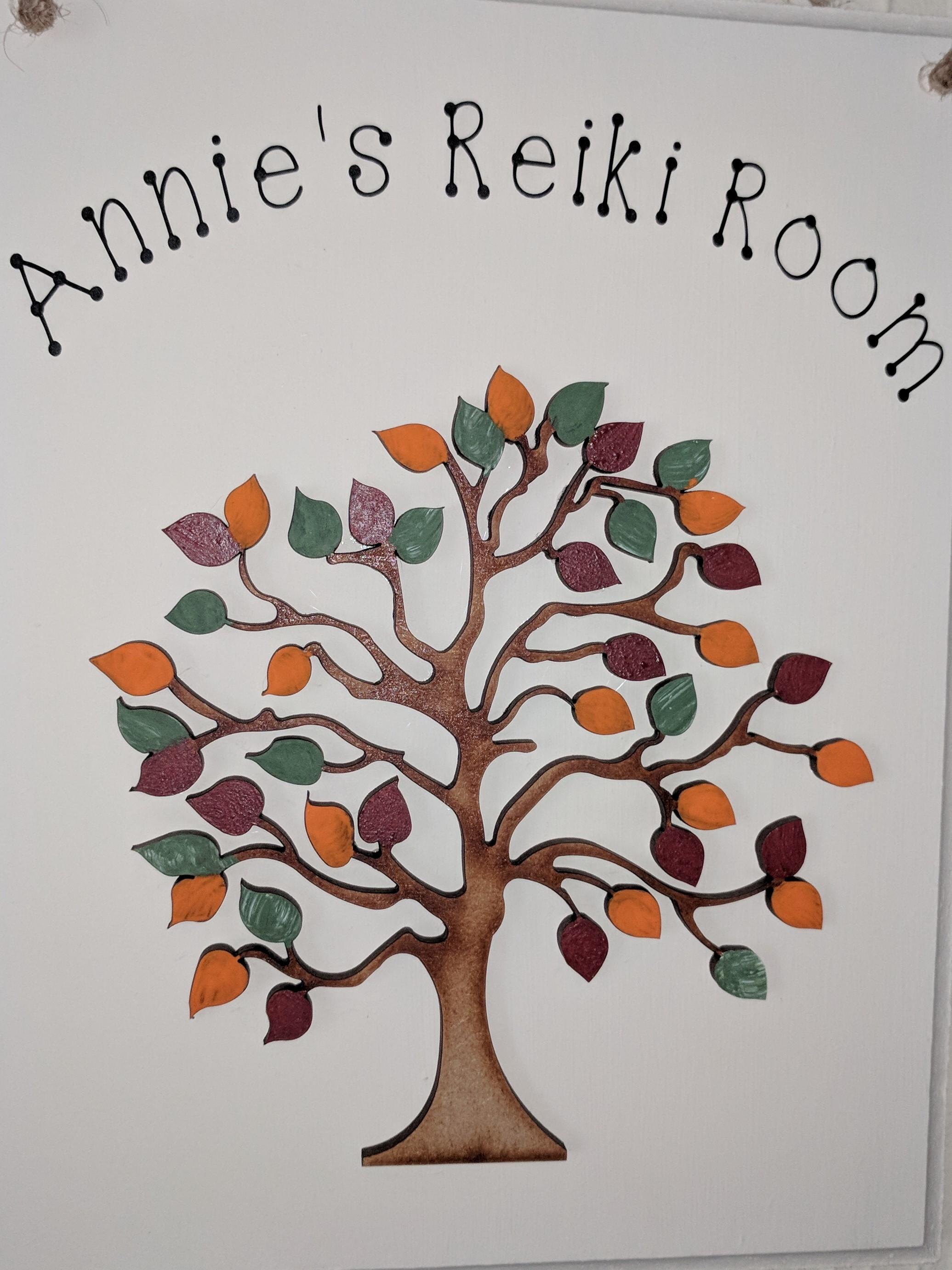 Annies Reiki Room